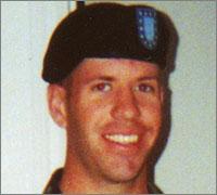 Army Sgt. Timothy Martin '04.