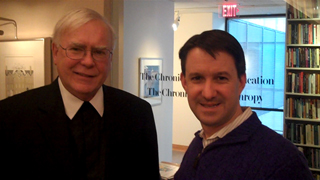 Brother Ronald Gallagher and Jeffrey Selingo, Chronicle of Higher Education
