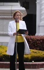 Provost Beth Dobkin