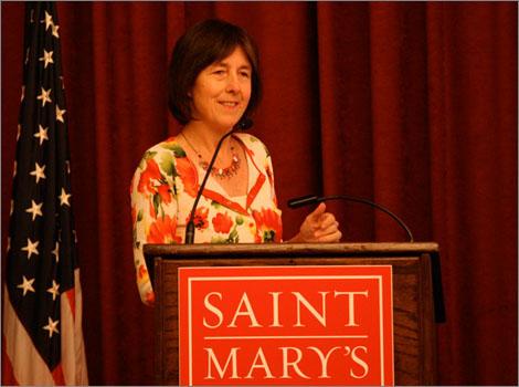 State Assemblymember Nancy Skinner.